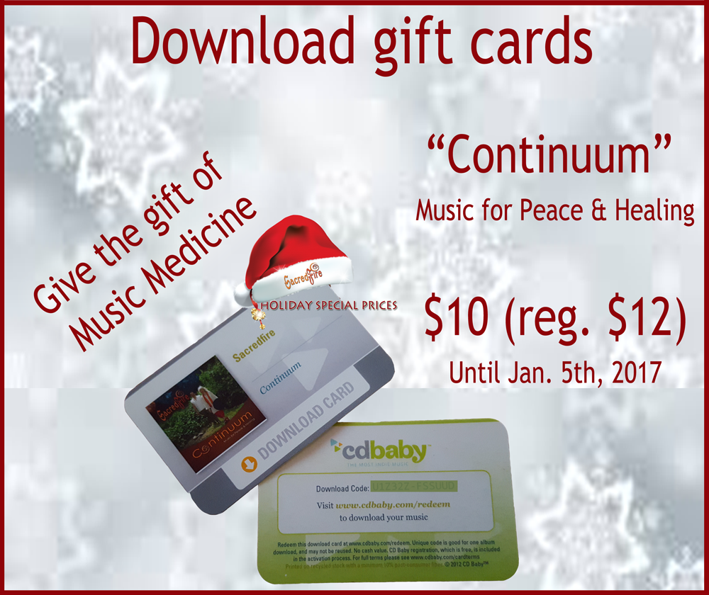 Continuum Download Gift Card
