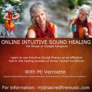 Online Sound & Energy sessions