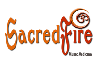 SacredFire logo