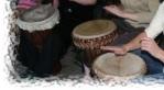 Creative drumming workshop