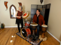 Click here to access Chants & Drums' calendar of events