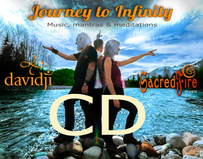 Journey to Infinity CD cover