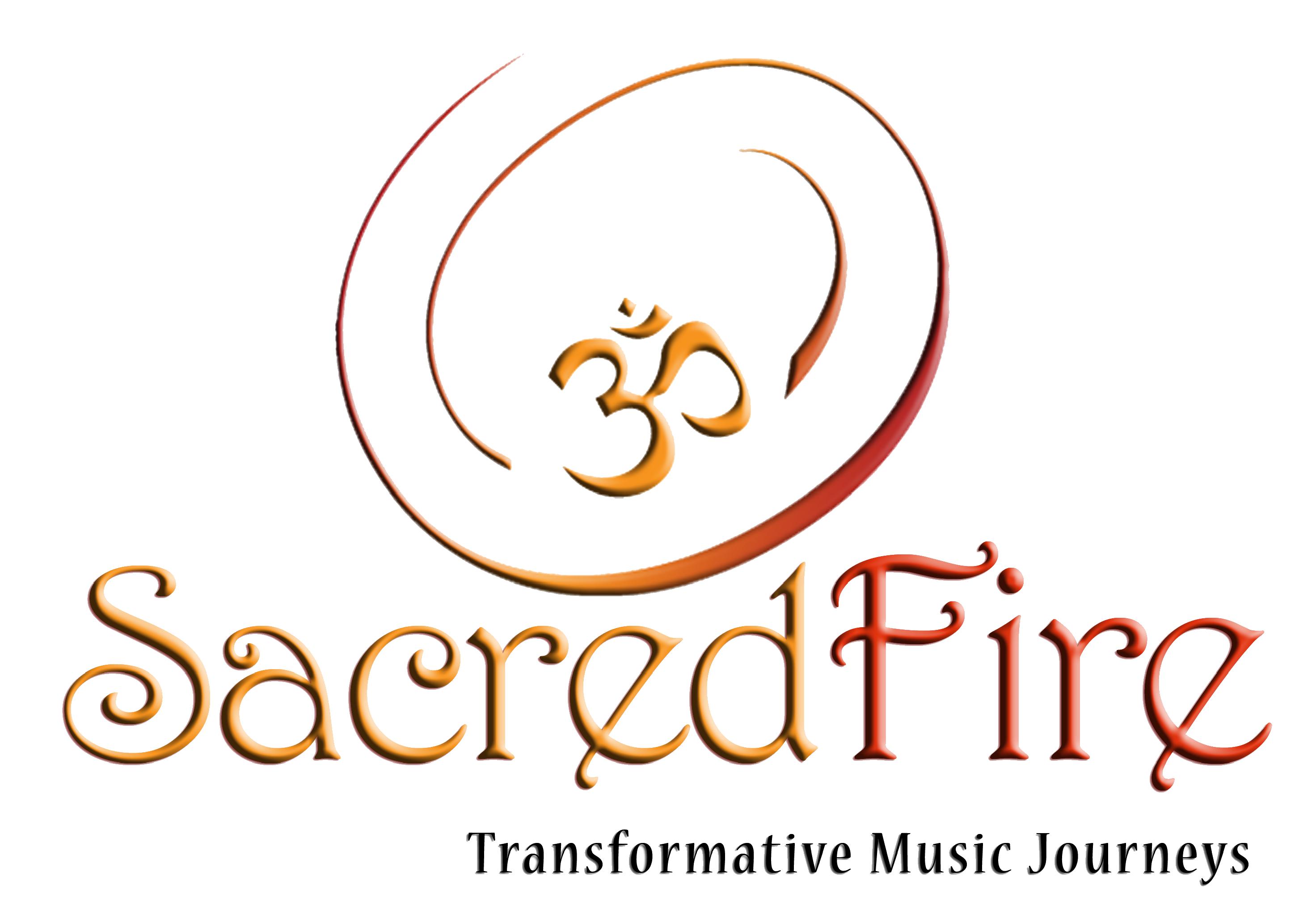 SacredFire Music Logo