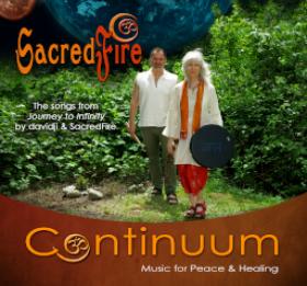 New CD Continnum by SacredFire