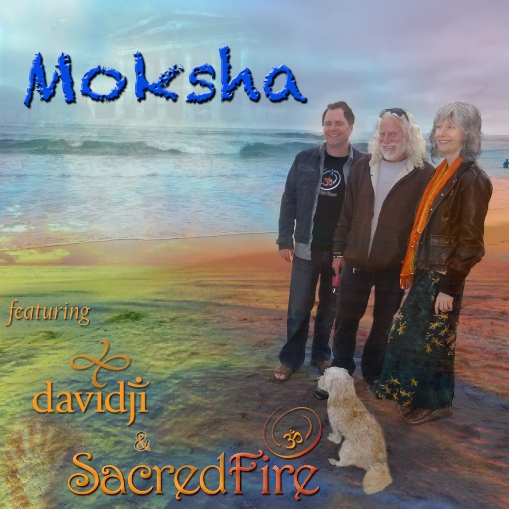 MOKSHA new song by SacredFire and davidji