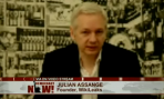 Julian Assange interview from the Ecuadorean Embassy.