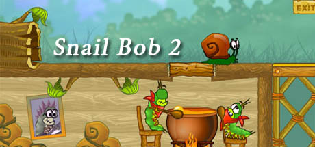 Snail Bob 2. Why on earth is tinyBuild publishing a kids game?