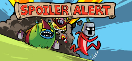 Spoiler Alert - the reverse platformer