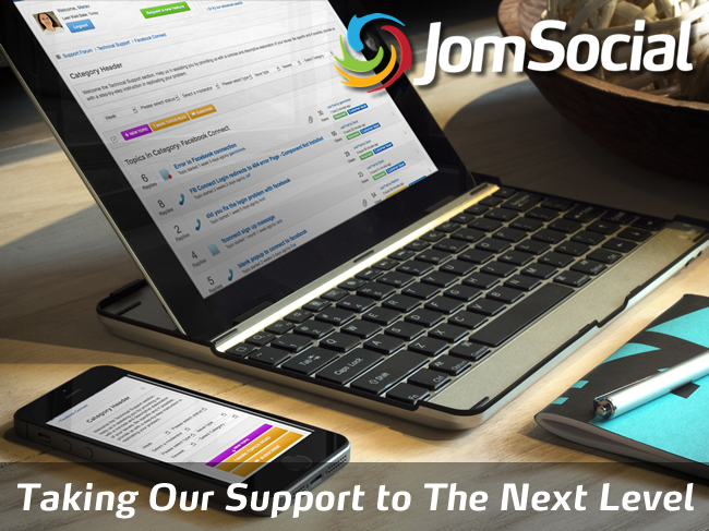 JomSocial Support