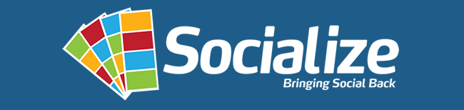 Socialize template by JomSocial, activate images to see this image