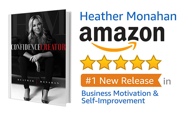 Best Selling Author Heather Monahan