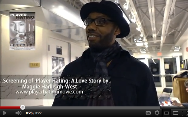 Praise for Player Hating (video)