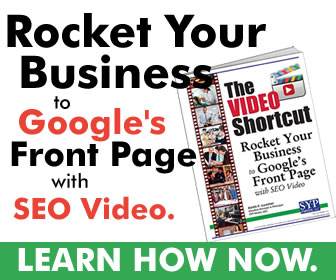 rocket your business to googles front page with seo video