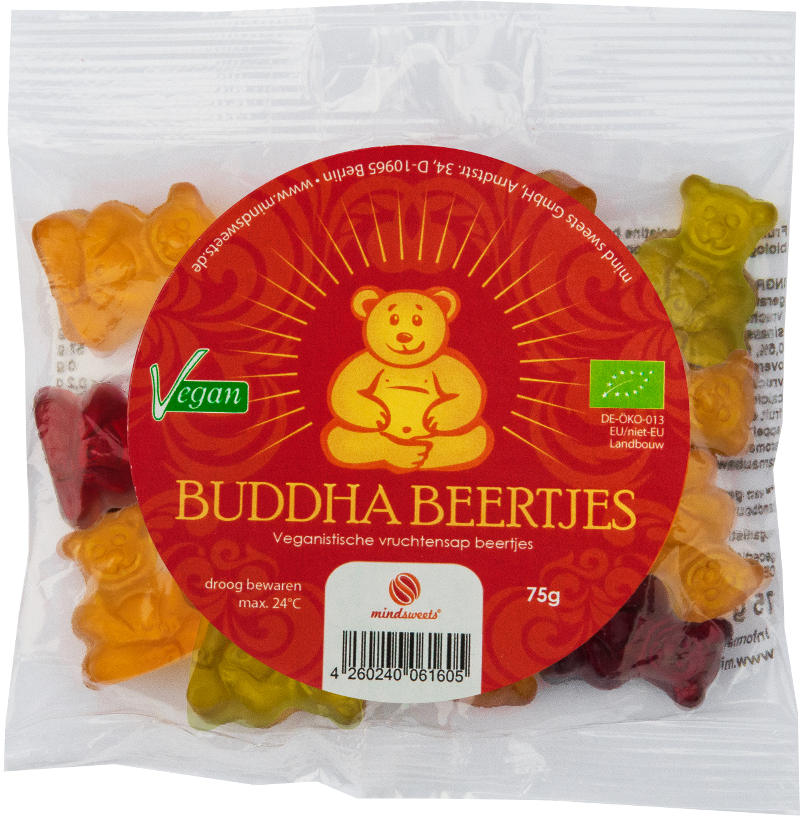 Buddha Bears vegan organic gummy bears