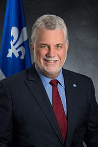 Philippe Couillard, Premier of Québec