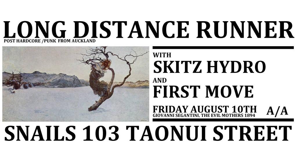 Long Distance Runner at Snails