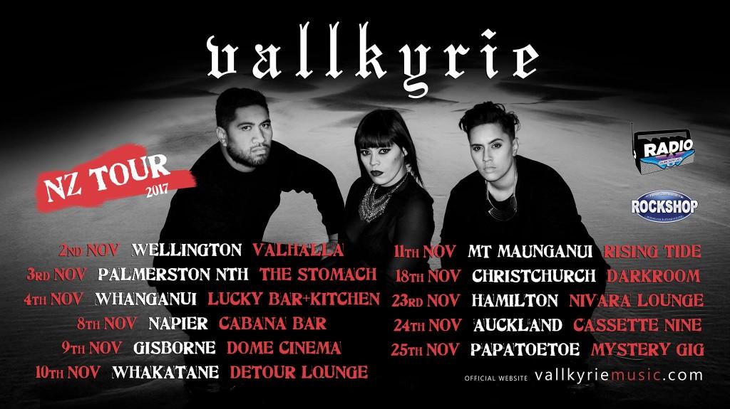 Vallkyrie NZ Tour