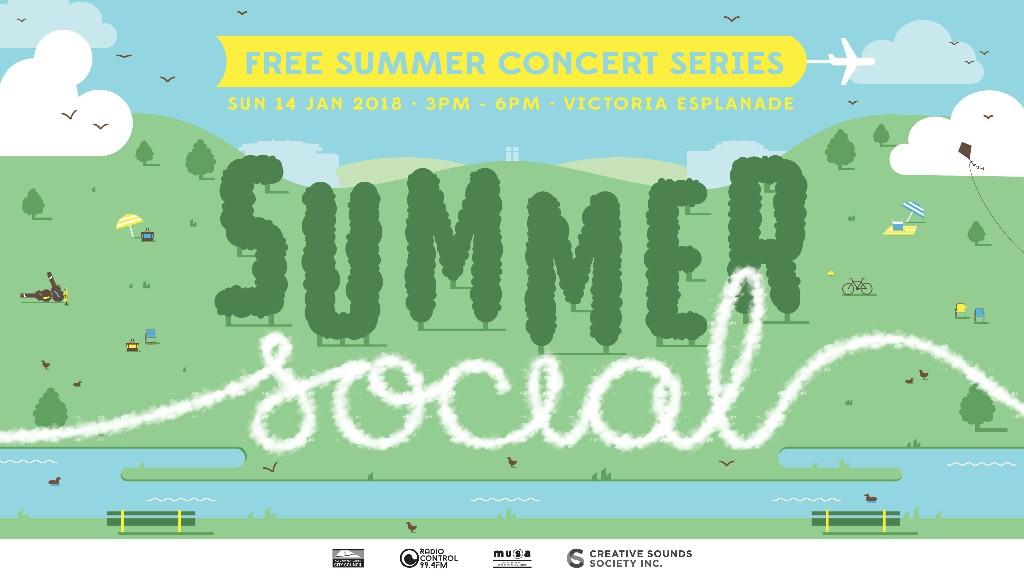 Summer Social - Concert Series