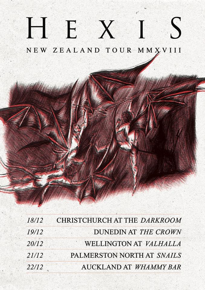 Hexis NZ Tour