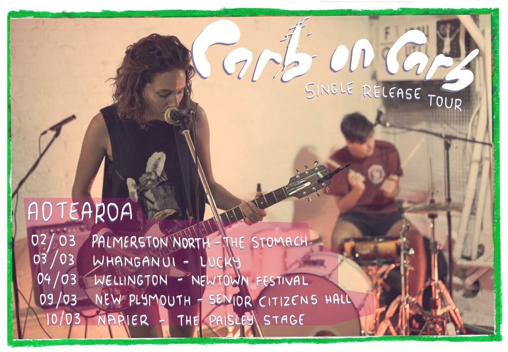 Carb on Carb Aotearoa Tour