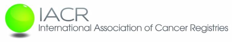 International Association of Cancer Registries logo
