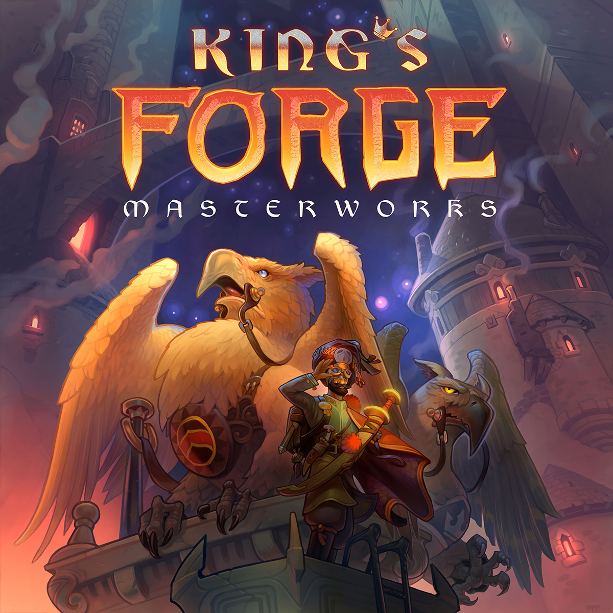 King's Forge Masterworks