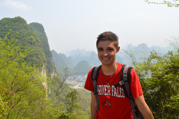 Tyler Foote in China