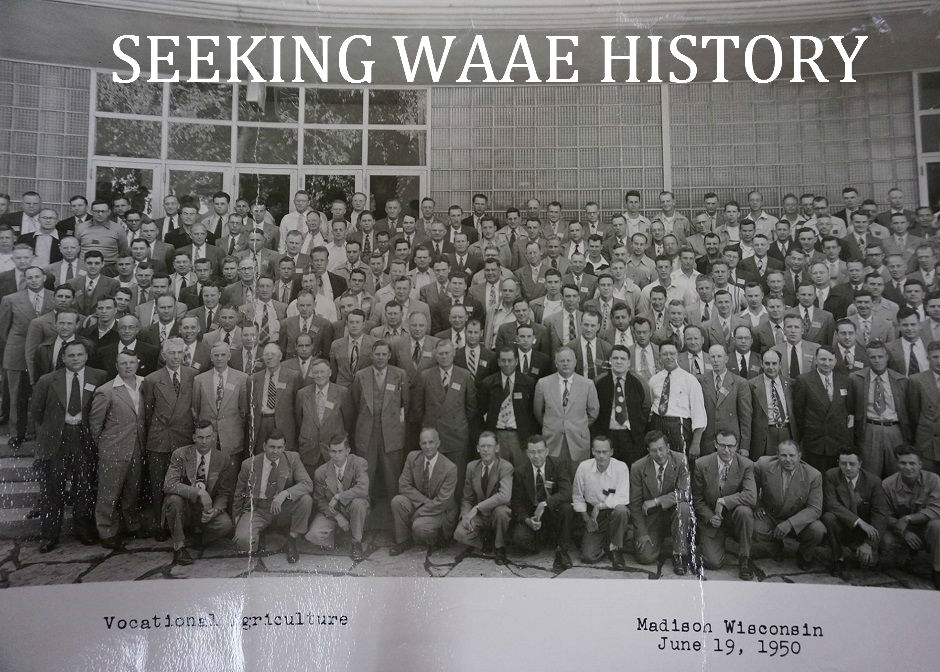 WAAE history project