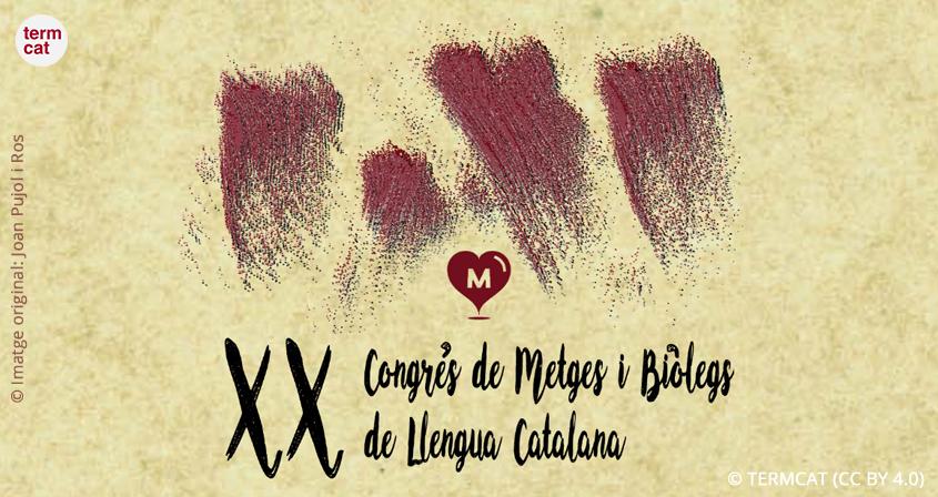 El TERMCAT participa en el XX Congrés de Metges i Biòlegs de Llengua Catalana