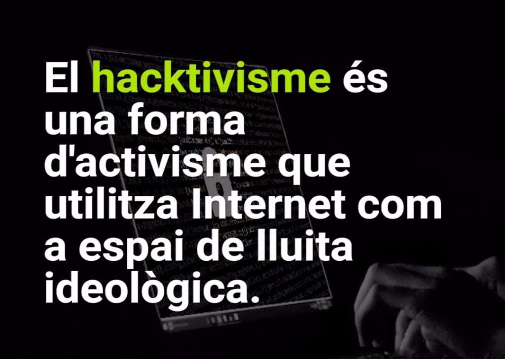 Què és el hacktivisme?