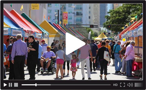 Miami Book Fair 2016