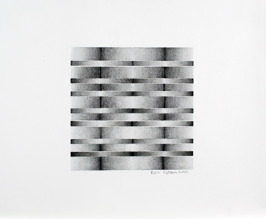 Pencil on Paper ©Eric Ketelsen