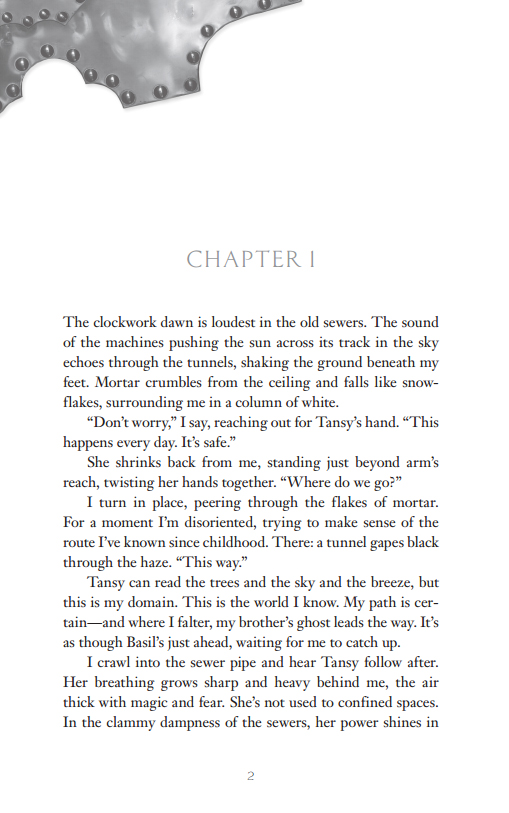 Click to read the entire first chapter!