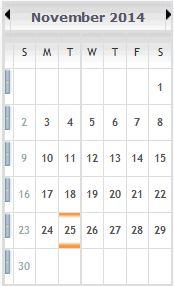 CWW Events Calendar