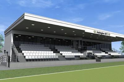 Panic hardware from Alpro is being used by Ashington Football Club on a new 250-seater stand and clubhouse at its Woodhorn Lane ground in Northumberland. The spectator and hospitality facilities are part of a wider £74m investment scheme in the town.