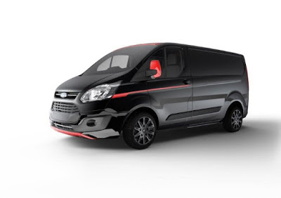 Ford has revealed exclusive new variants of the Transit Custom one-tonne commercial vehicle that provide stylish and functional transportation for independent businesses and artisans who want to stand out from the crowd.
