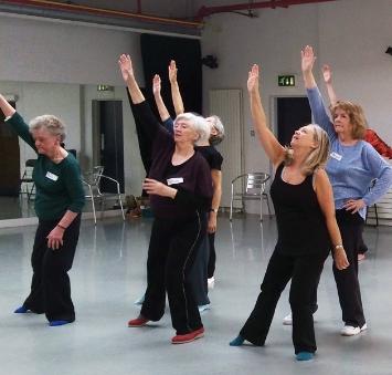 DIT Seniors Perf Group