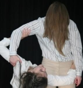 Karen Gleeson & Aisling Ríannon