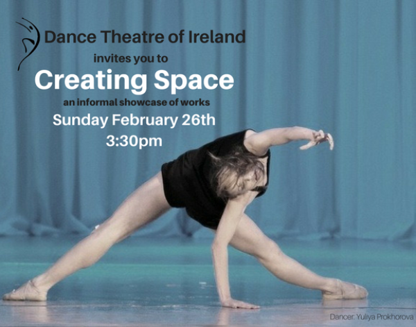 Creating Space Invitation