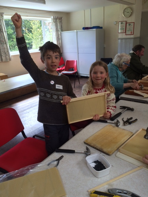 Result from youngest frame makers