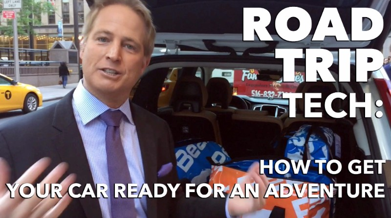 Road Trip Tech: How to Get Your Car Ready for an Adventure