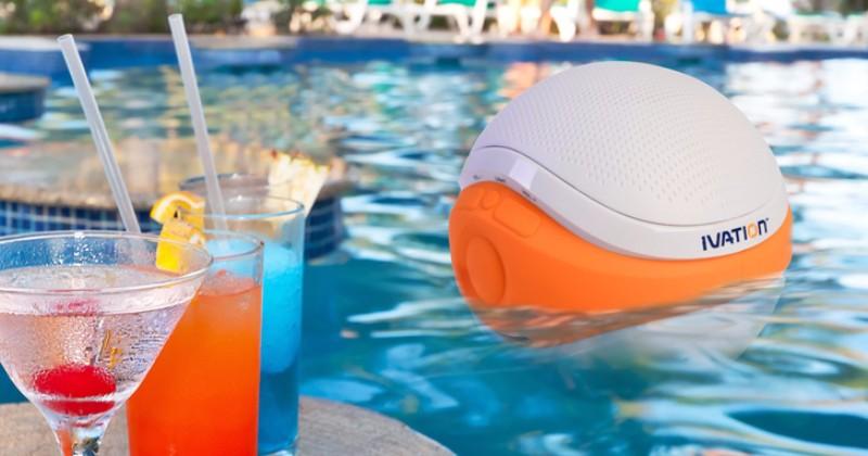 It's OK, Get it All Wet. New Summer Tech Makes a Splash