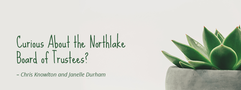 Curious About the Northlake Board of Trustees?