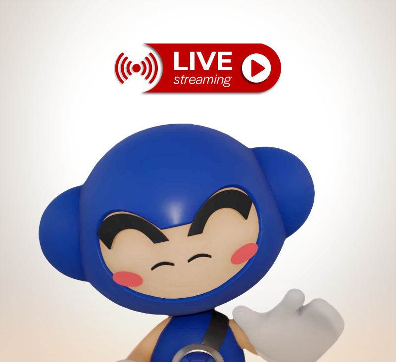 Nexon Live Streaming with KARTRIDER Dao