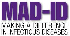 Making a difference in infectious diseases (MAD-ID) logo