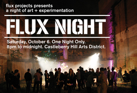 FLUX NIGHT 2012
