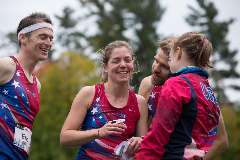 Team USA at NAOC 2014