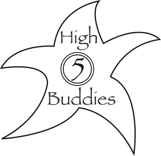 High 5 Buddies Logo