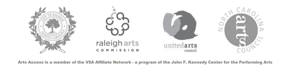 Footer Seals - City of Raleigh, Raleigh Arts Commission, United Arts Council, NC Arts Coucil