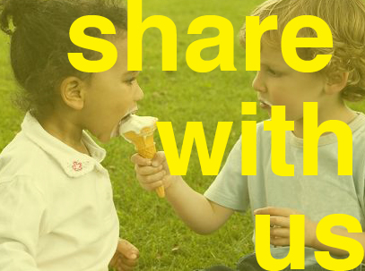 Share with Us